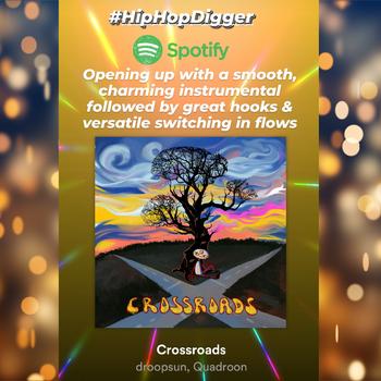 Droopsun - Crossroads (ft. Quadroon)