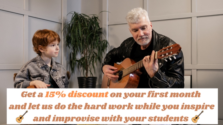 Get A 15% Discount On Your First Month's Subscription