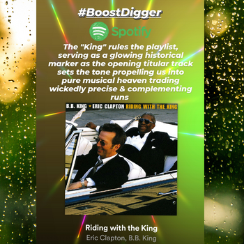 BB King & Eric Clapton - Riding With The King