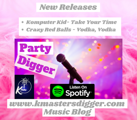 Party Digger - New Releases