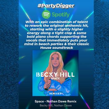 Space (Nathan Dawe Remix) - Becky Hill