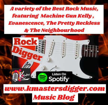 Rock Digger - Weekly Updates