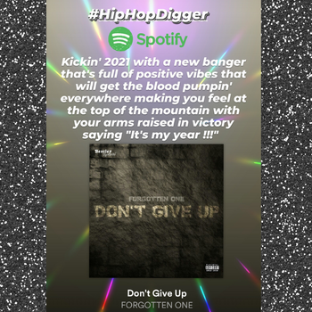 Don't Give Up - Forgotten One
