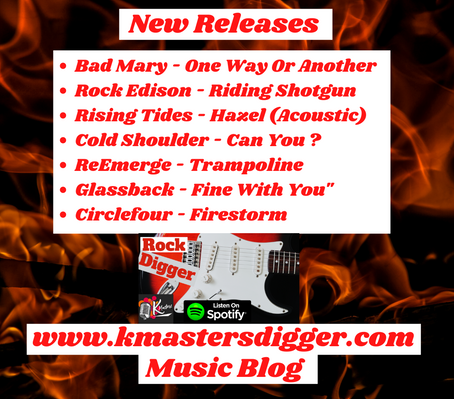 Rock Digger - New Releases