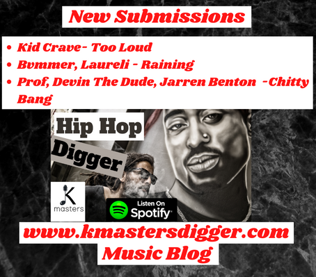 Hip Hop Digger - Playlist Submissions