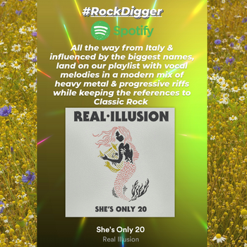 Real Illusion - She's Only 20
