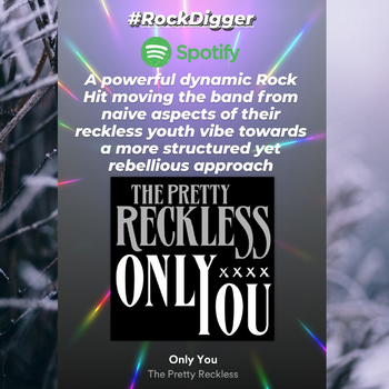 Only You - The Pretty Reckless