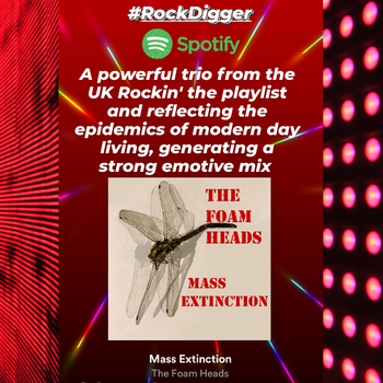 Mass Extinction - The Foam Heads