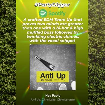 Anti Up - Hey Pablo (Chris Lake & Chris Lorenzo)