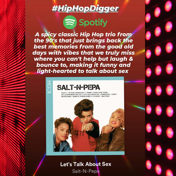 Salt N Pepa - Let's Talk About Sex
