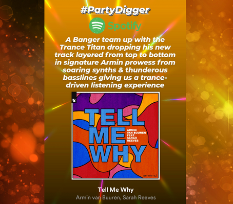 Party Digger - Weekly Updates