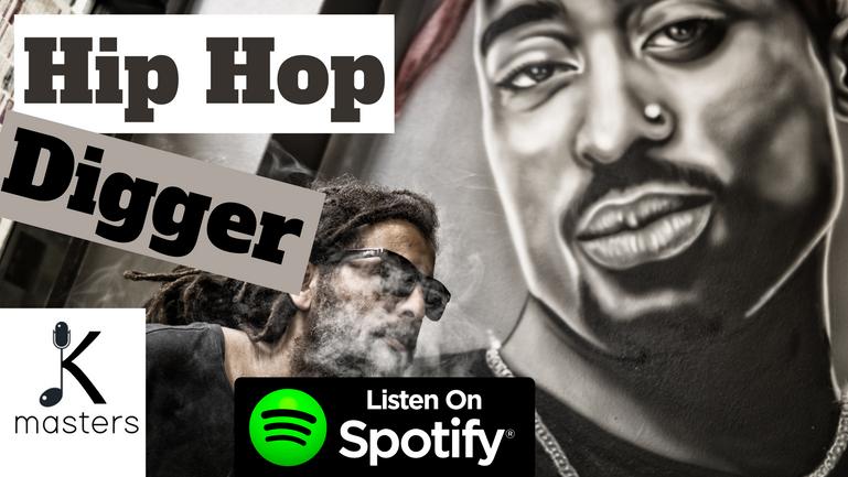 Hip Hop Digger - Spotify Playlist