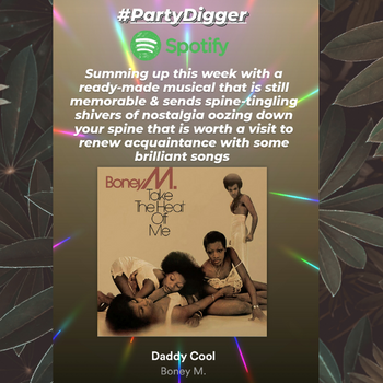Boney M - Daddy Cool