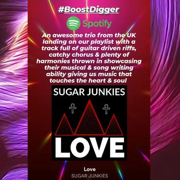 Love · SUGAR JUNKIES