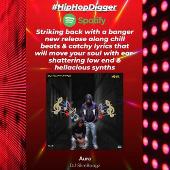 Aura - DJ SlimBoogz