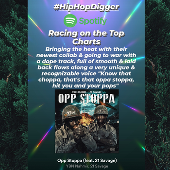 YBN Nahmir - Opp Stoppa (feat. 21 Savage)