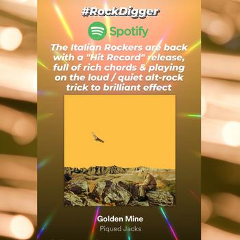 Golden Mine - Piqued Jacks