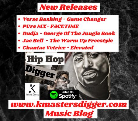 Hip Hop Digger - New Releases