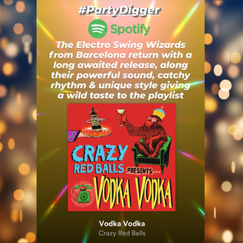 Crazy Red Balls - Vodka, Vodka