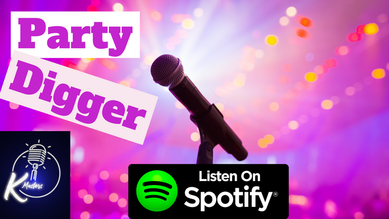 Party Digger - Spotify Playlist