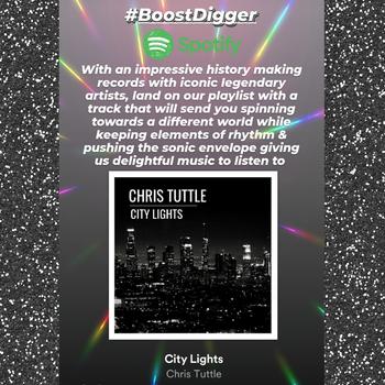 Chris Tuttle – City Lights