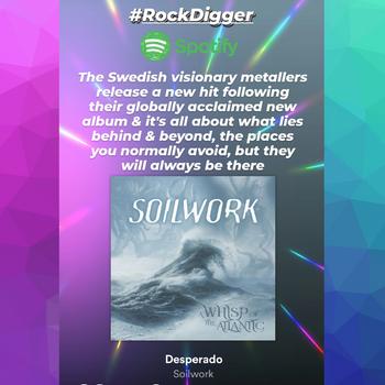 SOILWORK – Desperado