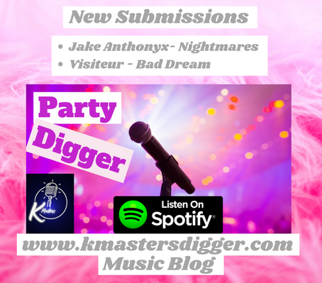 Party Digger - Playlist Submissions