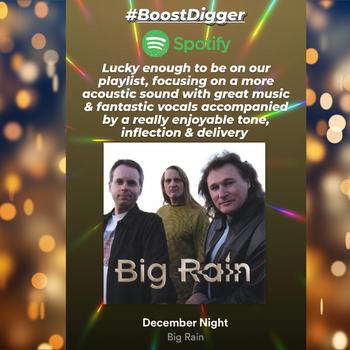 Big Rain - December Night