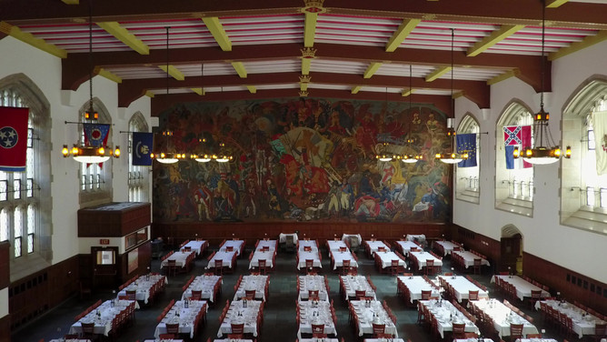 West Point Mess Hall