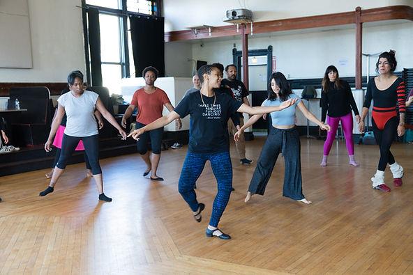 Ballet for Black & Brown Bodies