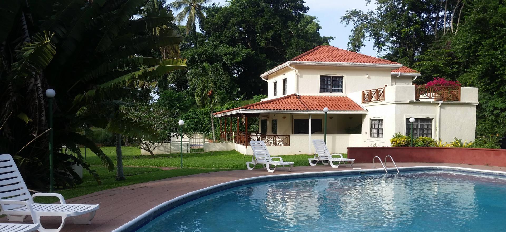 Mahogany Villa