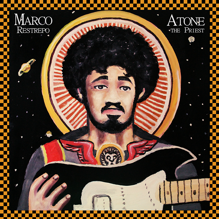 Marco Retrepo 'Atone the Priest'
