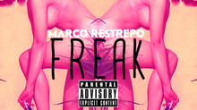 "Single Artwork and Lyric Video For ""Freak"" Single"