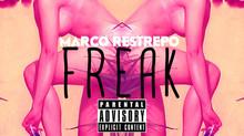 "Single Artwork and Lyric Video For ""Freak"" Single"