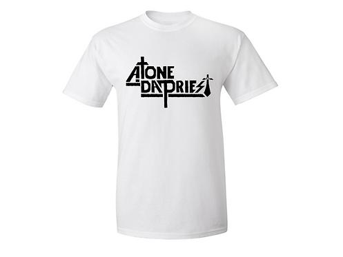 A.Tone Da Priest Logo T-Shirt