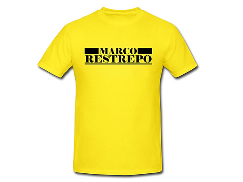 Marco Restrepo T-Shirt