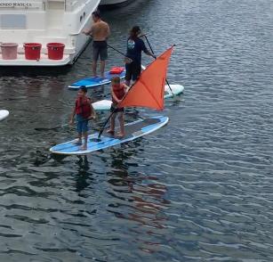 SUP or Sail!