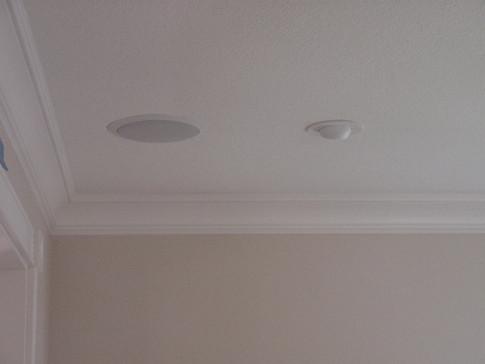 Costello living room ceiling speaker - June 2004.JPG