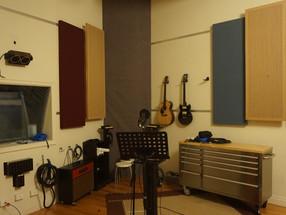 Back in the studio