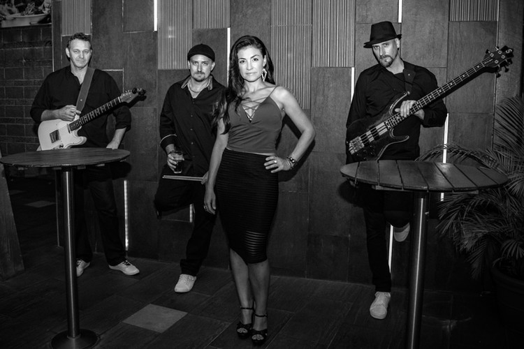 Jodie-Joy and Her Band