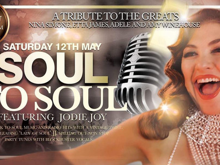 Stay tuned for 'Soul to Soul' Show coming to venues near you