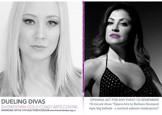 Dueling Diva Show