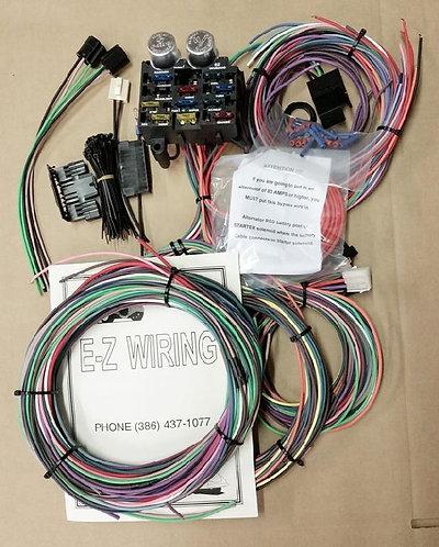 EZ Wiring 12 Standard Wiring Harness