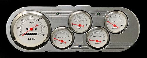 1963-1965 Chevy Nova 5 Hole Metric