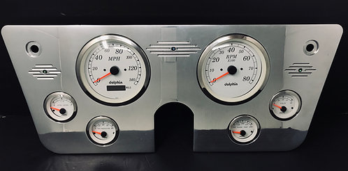 """1967-1972 Chevy Truck 5"""" 6 Hole GPS"""