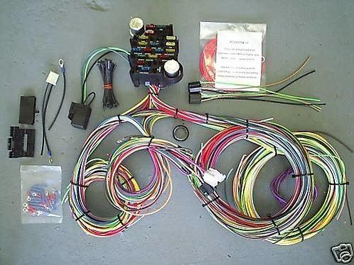 EZ Wiring 21 Standard Wiring Harness