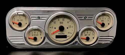 1937 1938 Chevy Car 5 Hole GPS