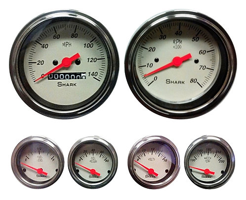 Shark Mechanical Gauges