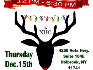 You're Invited to Our Christmas Party!