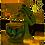 Thumbnail: KitchenAid Rührschüssel Grüne Blätter